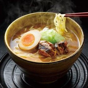 【5食】黒豚角煮味噌ラーメン/生麺・味噌スープ・黒豚角煮