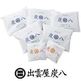調湿木炭「炭八」ミディアムサイズ3L×5袋、スマート小袋×2...