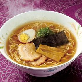 【80g×12食】舞の海ラーメン(醤油スープ付)
