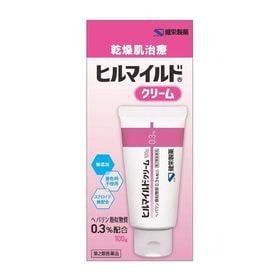 【第2類医薬品】ヒルマイルドクリーム 100g