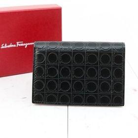 フェラガモ カードケース 663553 267817 色:N...
