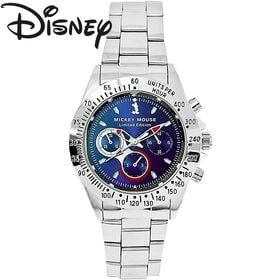 [青文字盤] 世界限定 ディズニー ミッキー 腕時計 ユニセ...