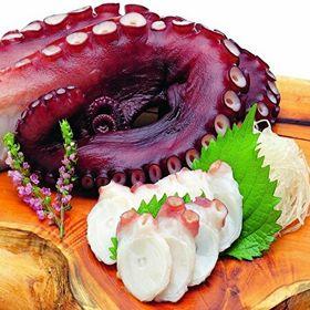 お刺身ボイルたこ足(800g-1kg・ボイル冷凍・蛸)