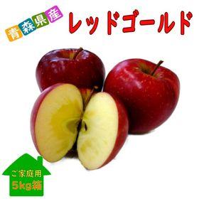 【5kg】青森県産「レッドゴールド」 ご家庭用