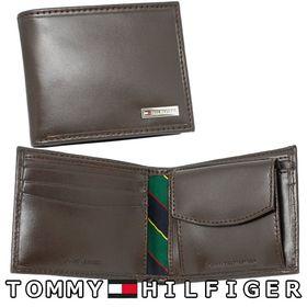 TOMMY HILFIGER トミーヒルフィガー  二つ折り...