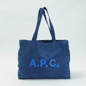 【A.P.C】トートバッグ DIANE SHOPPING ブ...