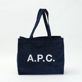 【A.P.C】トートバッグ CORDUROY DIANE S...