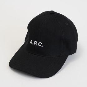 56サイズ【A.P.C】キャップ CHARLIE CASQU...