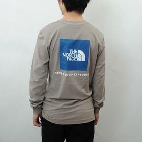 Mサイズ【THE NORTH FACE】Tシャツ M L/S...