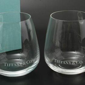 ティファニー ペアグラス タンブラー CLEAR GLASS