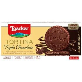 【2箱】ローカー トルティーナ トリプルチョコレート
