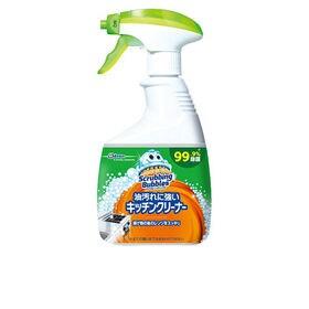 スクラビングバブル 油汚れに強いキッチンクリーナー 本体■