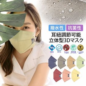 撥水立体3D成型PASAYAドレスアップマスク