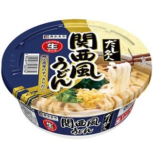 カップだし名人 関西風うどん 24食セット