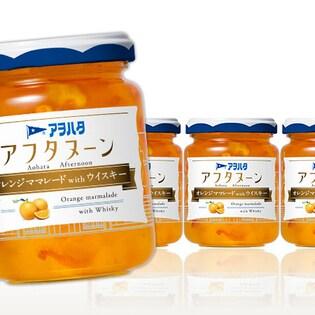 アフタヌーン オレンジママレード (160g×6個セット)