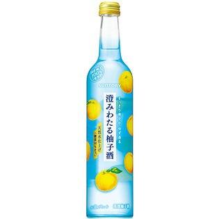 澄みわたる柚子酒 500ml×12本