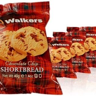 ウォーカー チョコチップショートブレッド 40g×24袋