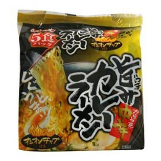 イトメン 旨みカレーラーメン 5食パック×6個