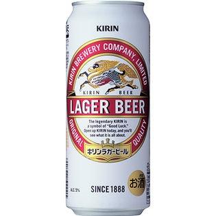 キリン ラガー 6缶パック 500ml缶×6本×4