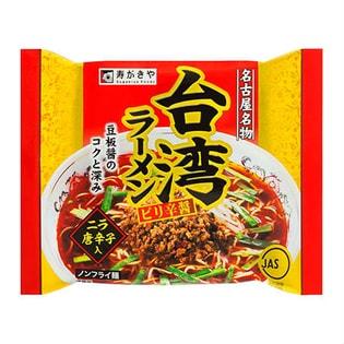 寿がきや 台湾ラーメン ピリ辛醤 110g×12個