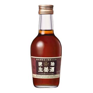 養命酒 琥珀生姜酒 200ml×12本
