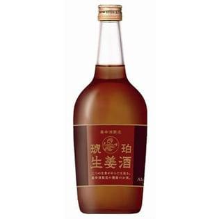 養命酒 琥珀生姜酒 700ml×3本