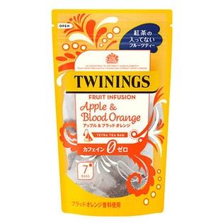 トワイニング アップル&ブラッドオレンジ 7袋×6個