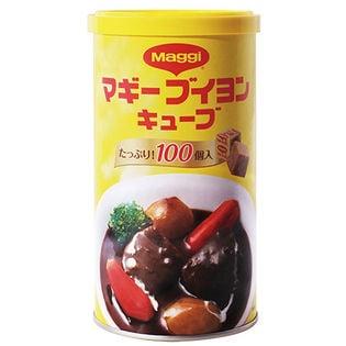 ネスレ マギー ブイヨンキューブ 4g×100個×2缶