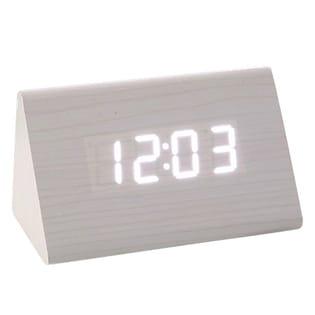 時計 おしゃれ 目覚まし