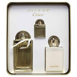 new product af310 2bdad クロエ(Chloe) ラブストーリー ギフトセット 990462を送料込 ...