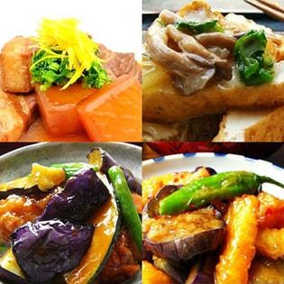 4種16食完全手作り味わい京惣菜セット