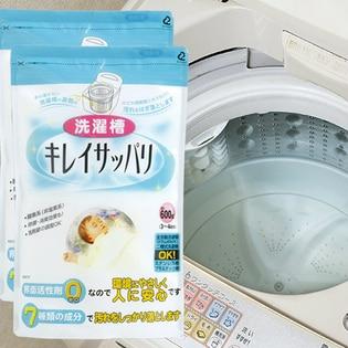 洗濯槽キレイサッパリ 2個組