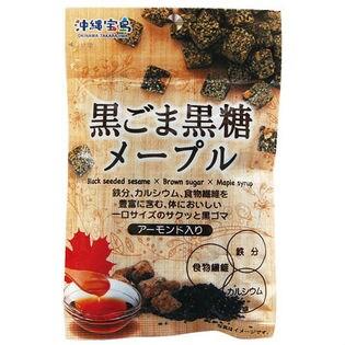 黒ゴマ黒糖メープル 6袋