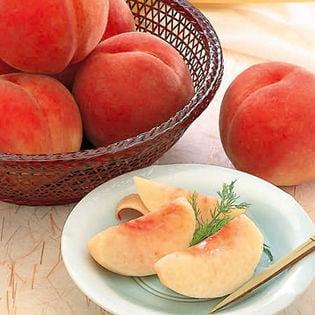 山形県産白桃 約2kg(品種・玉数おまかせ)