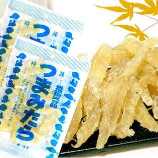 通好みのしょっぱーい 北海道特産つまみたら 2袋セット