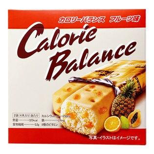 カロリーバランス フルーツ 4本(76g)×60個セット