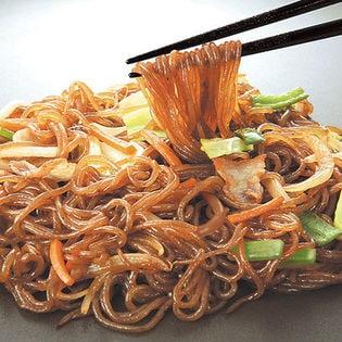こんにゃくソース焼きそば 1食分[麺120g+粉末ソース10g]×24食(a12910)