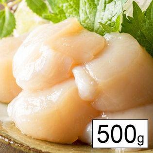 北海道産ほたて500g(22~25個) ※欠けあり