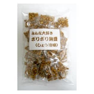 乾燥ポリポリ納豆しょう油味 5.5g×30包(a14787)