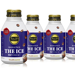 [24本]伊藤園 TULLY'S COFFEE BARISTA'S THE ICE 285ml