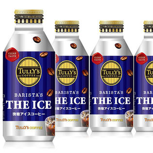 [24本]伊藤園 TULLY'S COFFEE BARISTA'S THE ICE 390ml