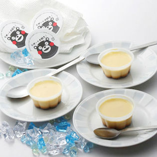 くまモンの牛乳プリン 50g×20個(a15190)