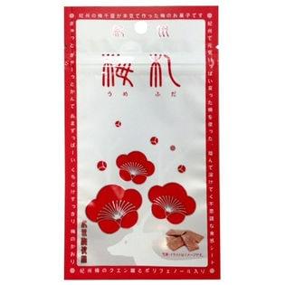 <紀州ほそ川>梅札 10袋(a15547)
