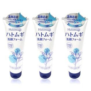 【3本セット】ハトムギ洗顔フォーム 150g