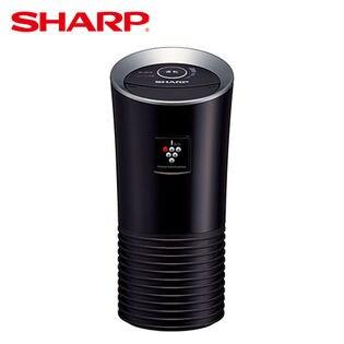 SHARP(シャープ)/プラズマクラスター25000 イオン発生機 (車載用 カップホルダータイプ) ブラック系/IG-JC15-B