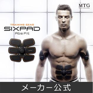 MTG正規品/SIX PAD Abs Fit(シックスパッド アブスフィット)