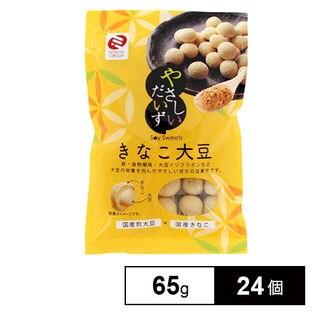 ミツヤ きなこ大豆65g×24個(12×2B)