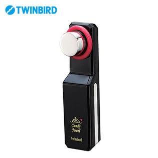 ツインバード(TWINBIRD)/Candy Jewel 超音波/イオン美顔器(ブラック)/SH-2662B