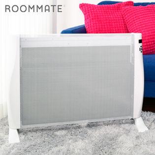 ROOMMATE/遠赤外線パネルヒーターFioreII (ホワイト)/TDP-A5400