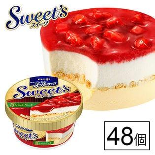 【48個】エッセルスーパーカップSweet's 苺ショートケーキ